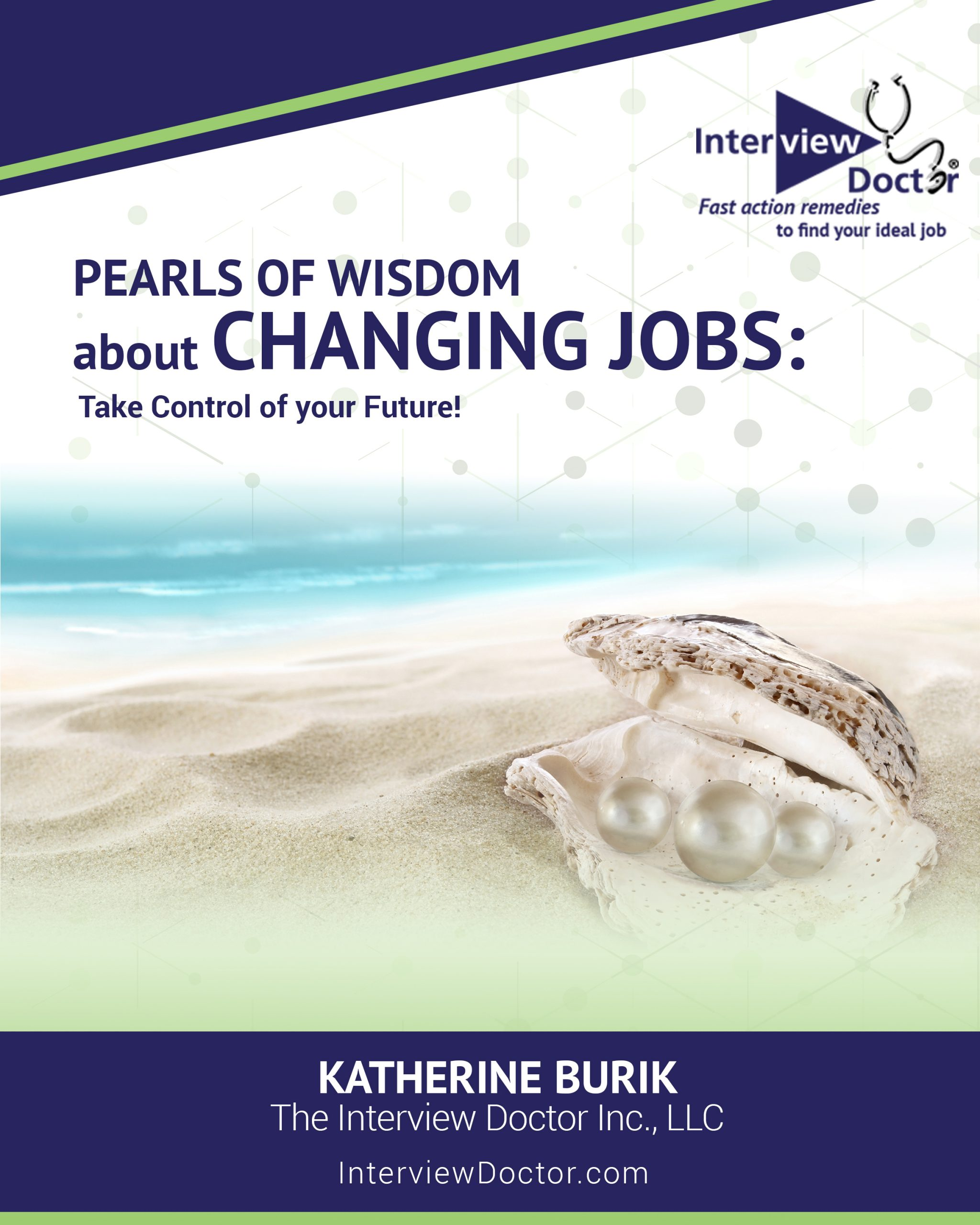 Pearls of Wisdom about Changing Jobs_cover