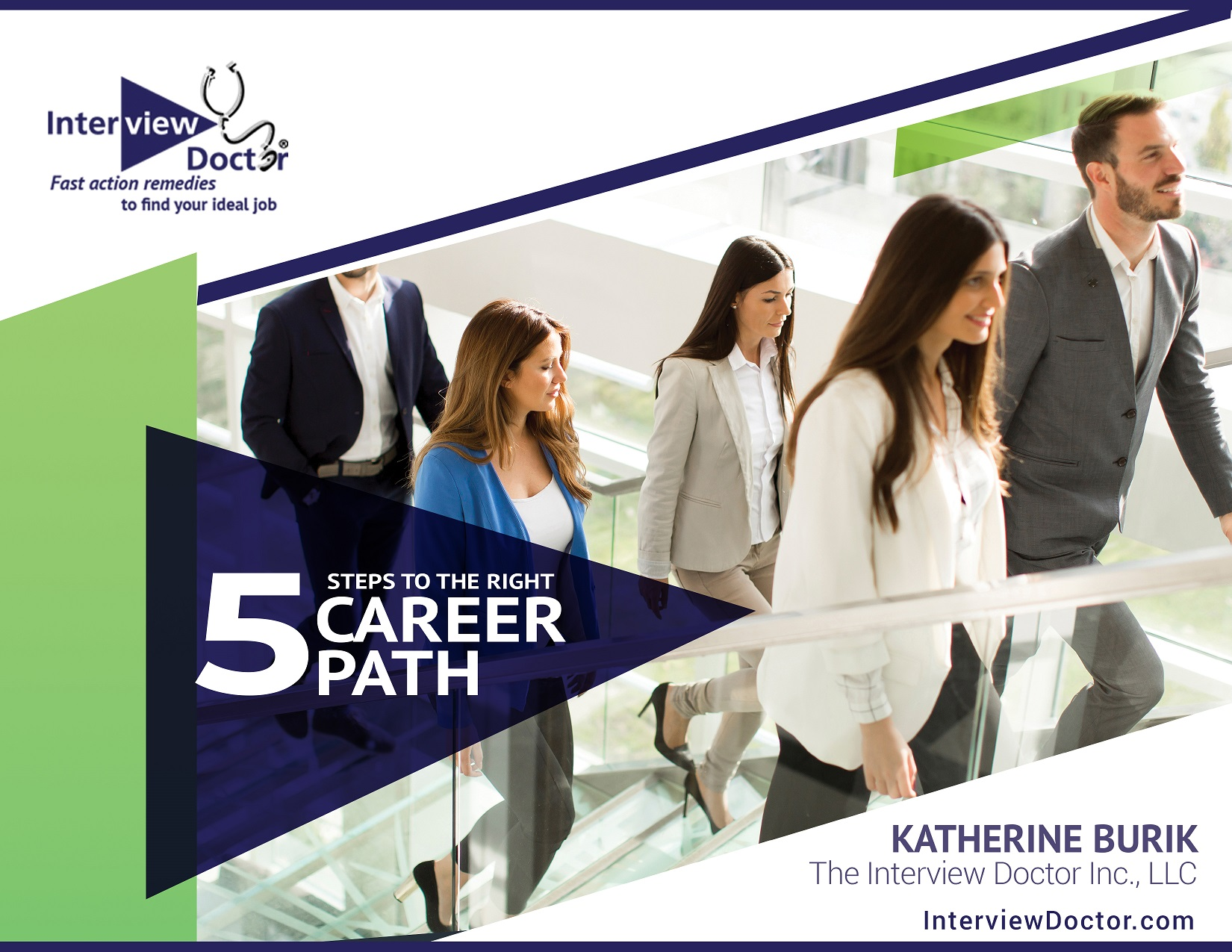 5 Steps to the Right Career Path
