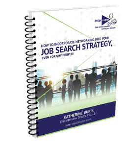 How to Incorporate Networking into Your Job Search Strategy, Even for Shy People!