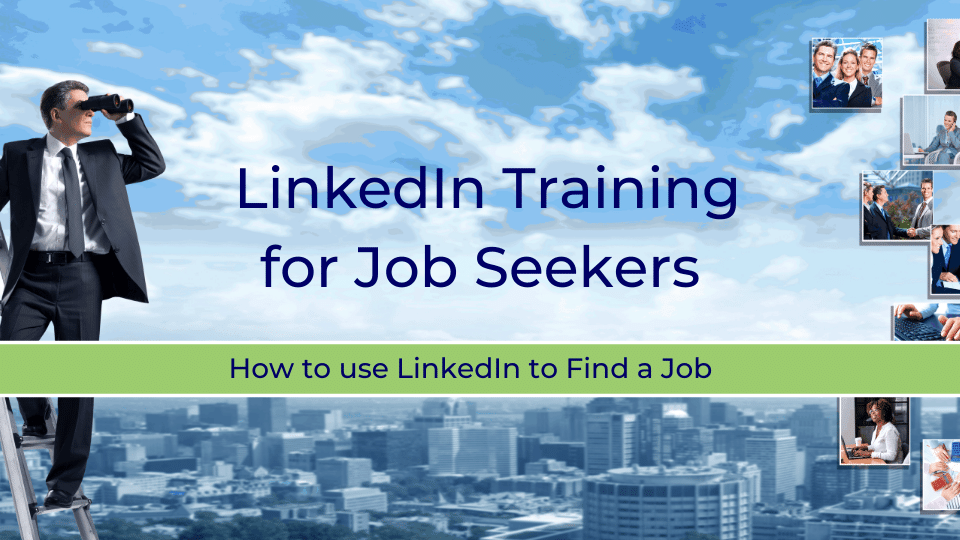 LinkedIn-training-for job seekers