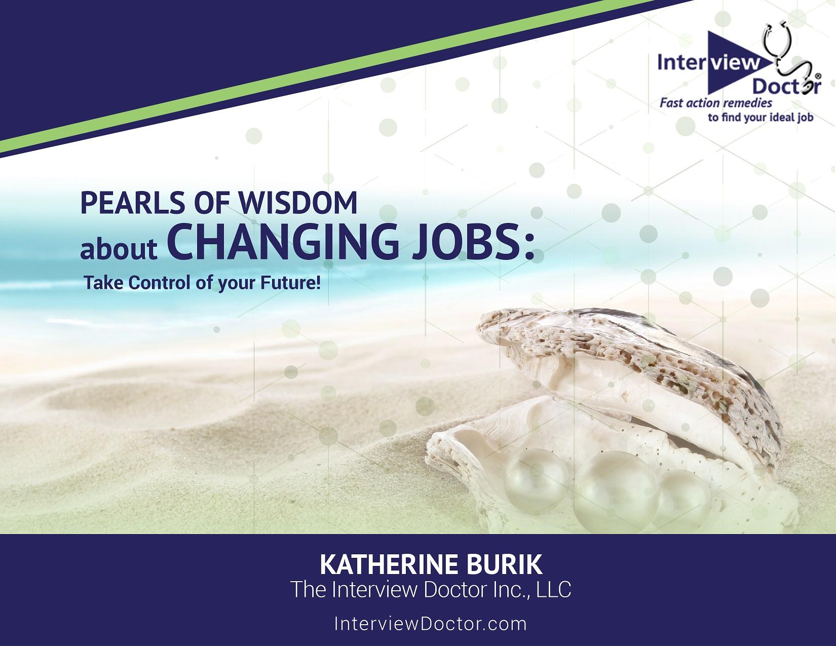 Pearls of Career Wisdom