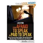 afraid to speak . . paid to speak