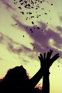 the benefits of letting go