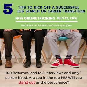 job search training online free