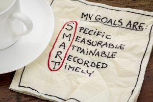SMART goals for career changes
