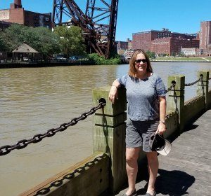 Katherine in Cleveland