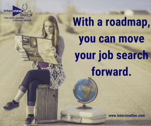 create your roadmap to a new position