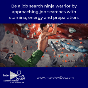 become a job search ninja in linkedin