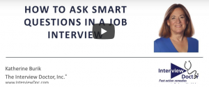 How to ask smart interview questions