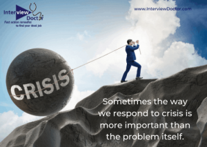 the way we respond to these difficulties is more important than the problems themselves